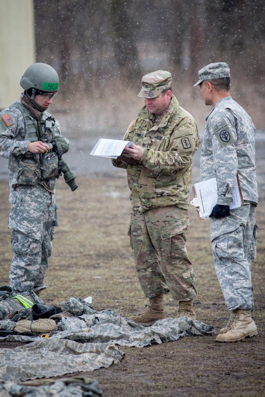 2018 U.S. Army Europe Expert Field Medical Badge