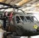 HH-60 MEDEVAC helicopter 40-120 flight hours maintenance