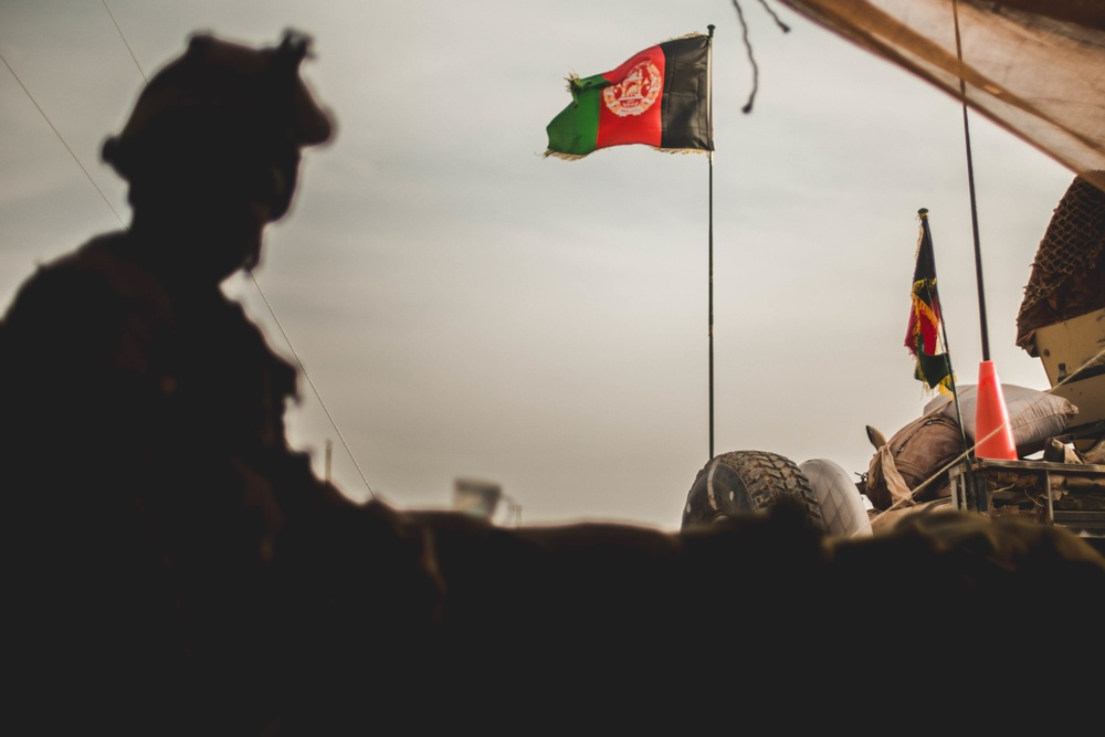 Task Force Southwest Key Expeditionary Advisory Package Afghan National Army Tactical Operations Center Planning