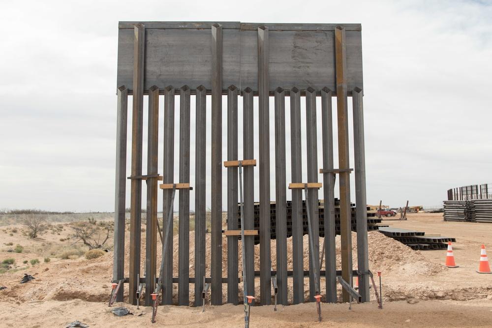 Santa Teresa Wall Project