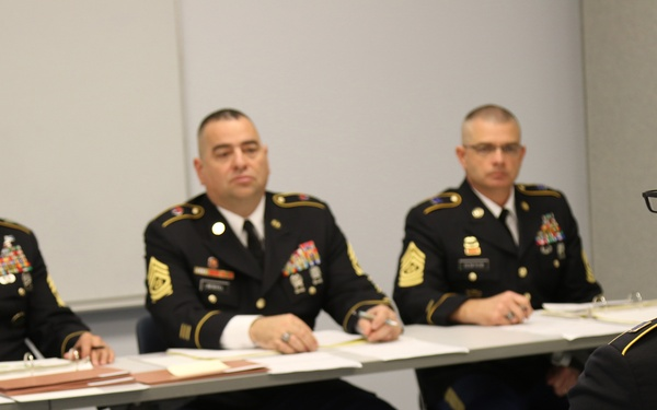 95th Training Division Soldier of the Year announced
