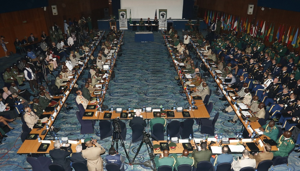 African Land Forces Summit 2018