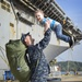 Wasp Amphibious Ready Group is operating in the Indo-Pacific region.