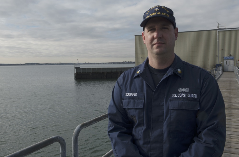 Hope in the harbor - a kayaker's fight for rescue
