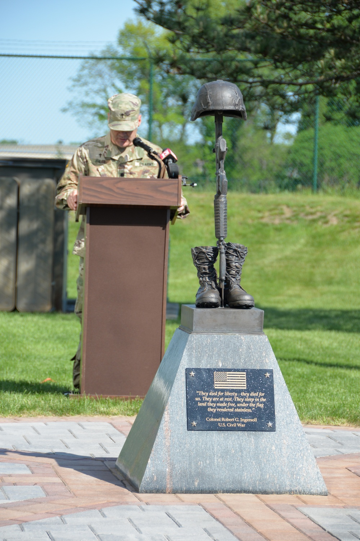 NY National Guard marks Memorial Day
