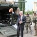 2CR displays new 30mm Stryker in Czechia