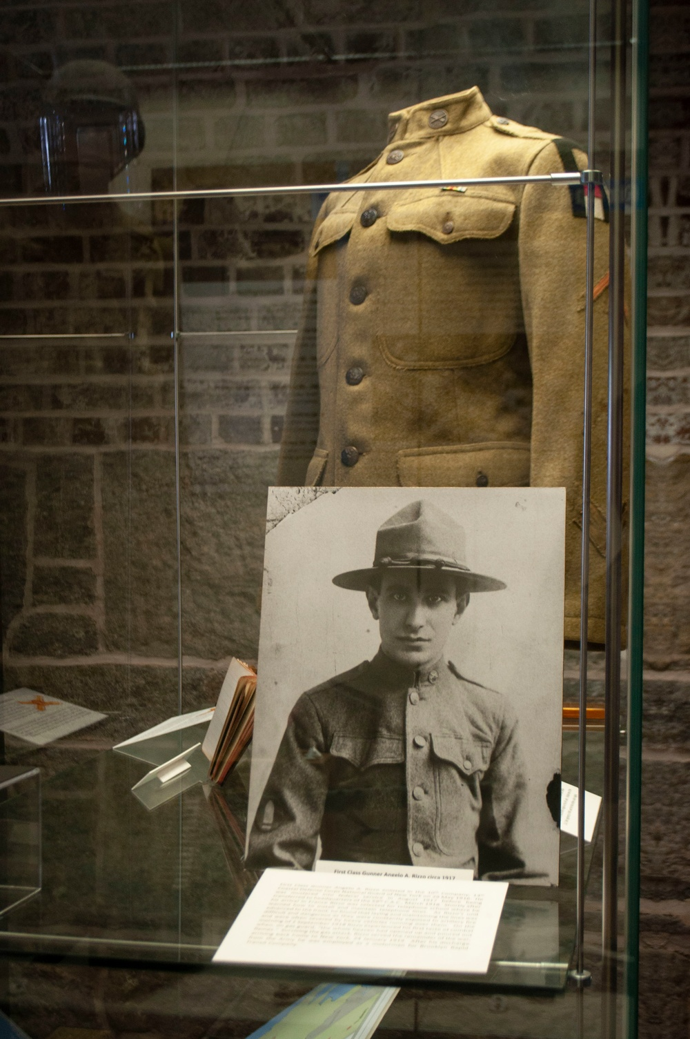 Fort Hamilton museum director relives New York WWI Soldier's journey