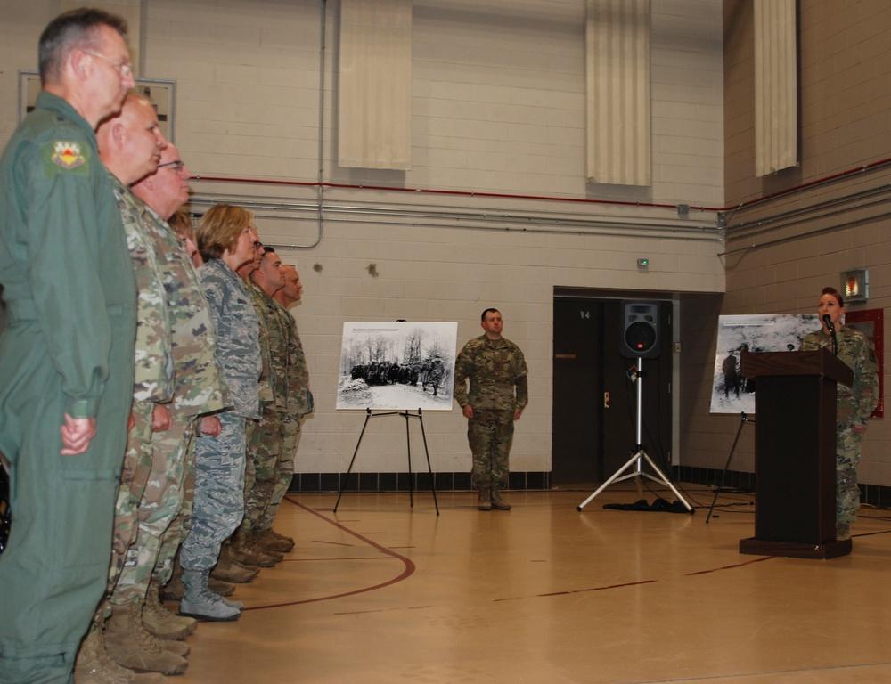 New York National Guard Celebrates Army Birthday