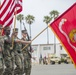 15th MEU change of command, relief and appointment