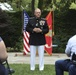 Chaplain Todd's Promotion Ceremony
