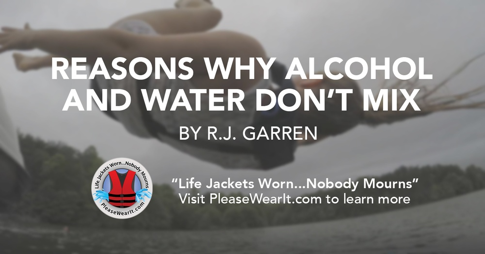 Reasons Why Alcohol and Water Don't Mix