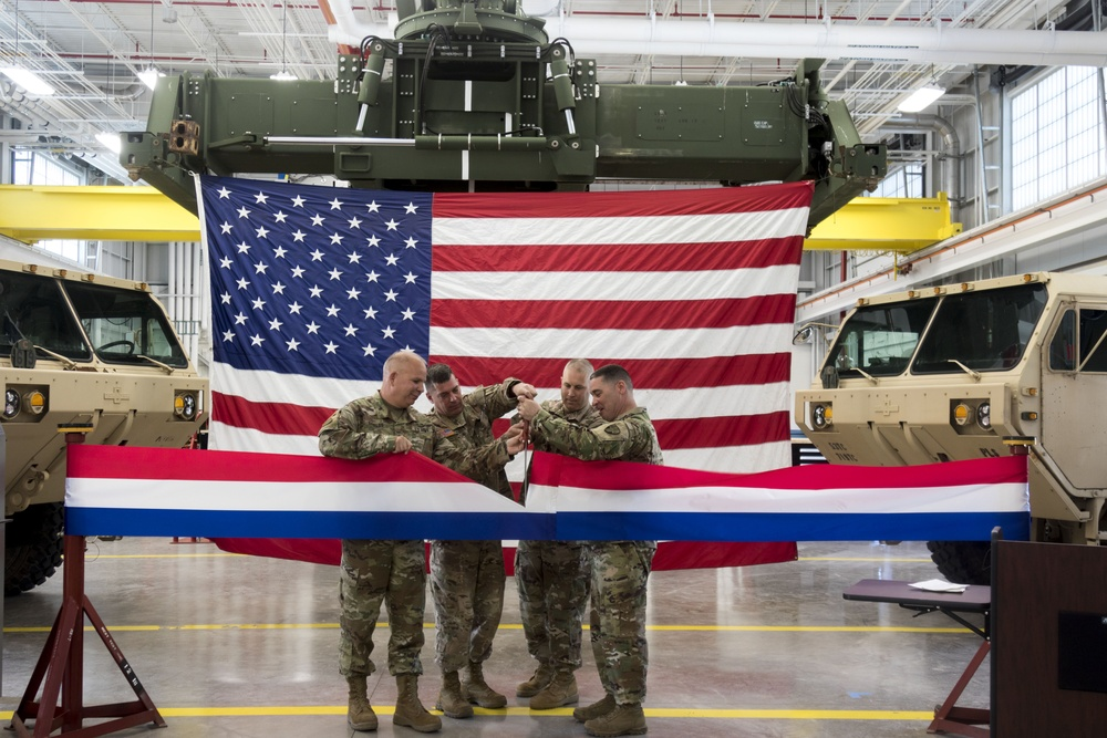 NY Army Guard opens maintenance shop at Camp Smith Training Site