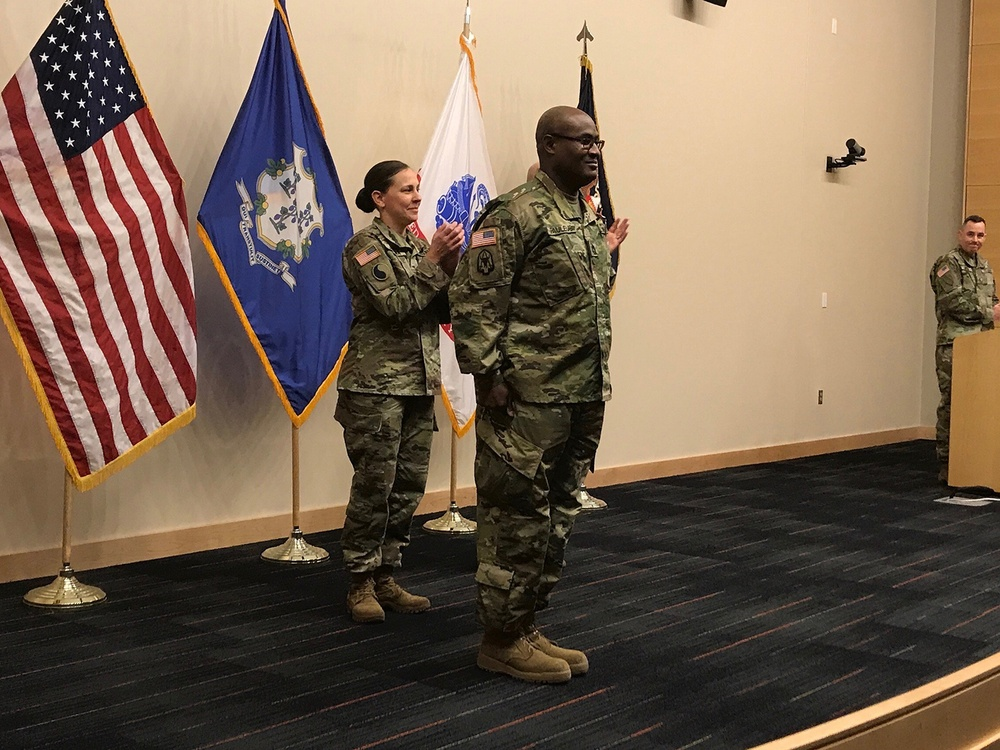 An American Dream Realized - Haitian Immigrant Turned American Citizen Finds Success in the Connecticut National Guard