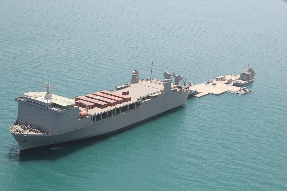 Army goes Nautical to sustain logistical Horizon