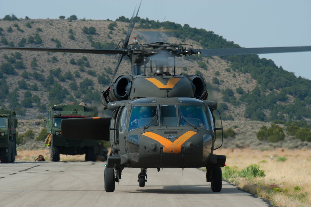 Colo. National Guard supporting Spring Fire response