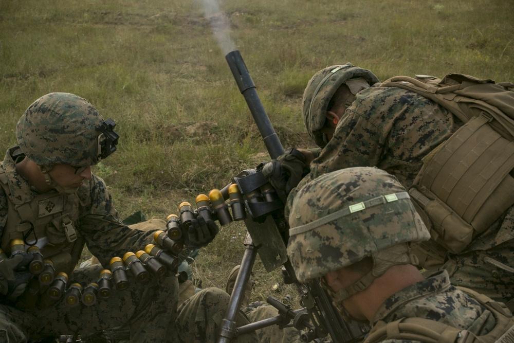 Hailstorm of 40mm Grenades: Bulgaria DFT Grenade Launcher Live-Fire