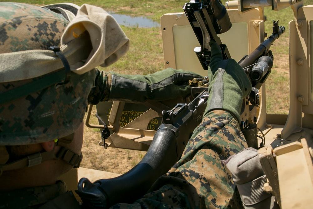 Wall of Lead: Bulgaria DFT Machine Gun Live-fire Range