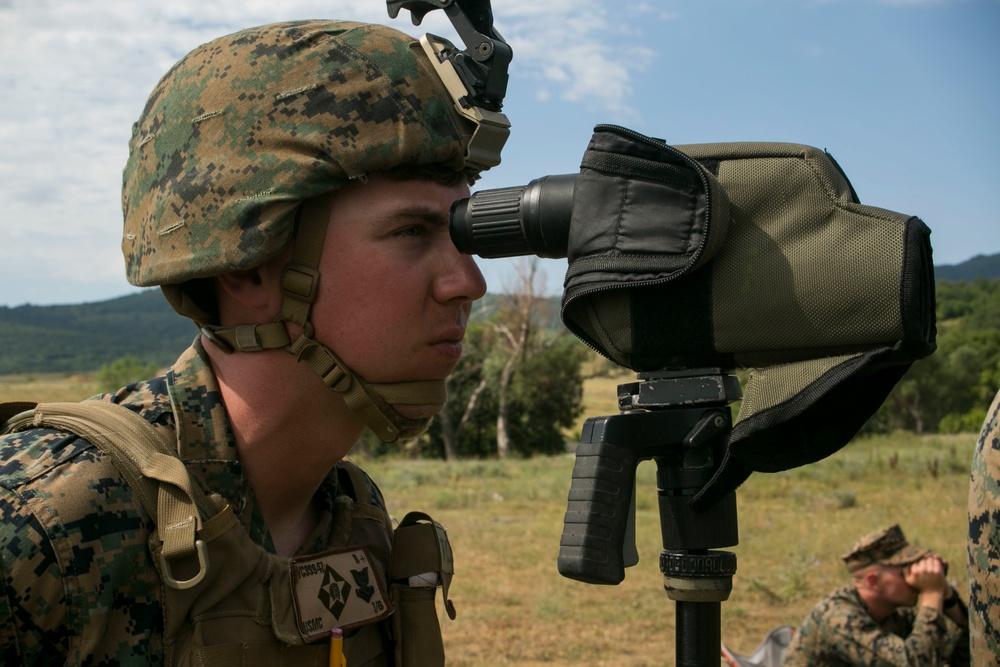 Target Acquired: Bulgaria DFT Sniper Training
