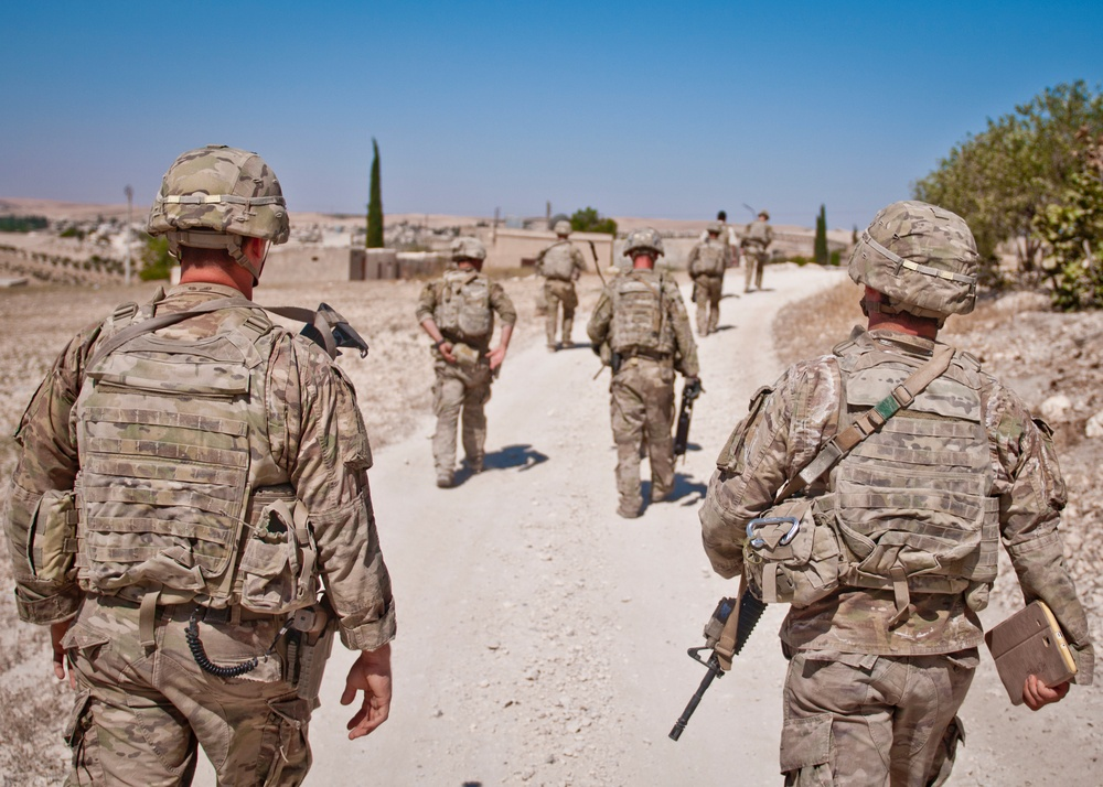 U.S. and Turkey Conduct 16th Independent, Coordinated Patrol