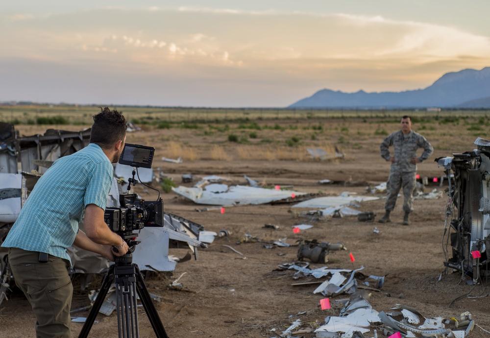 "Behind the Scenes of the ""Blank Slate"" Series"