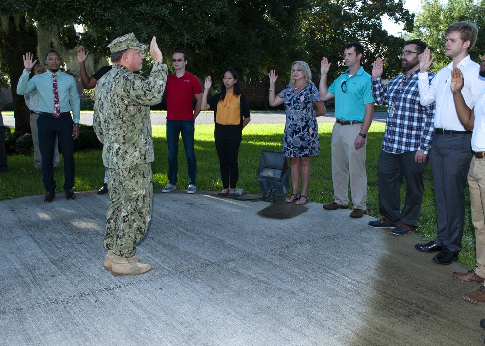 NSWC PCD Welcomes New Hires