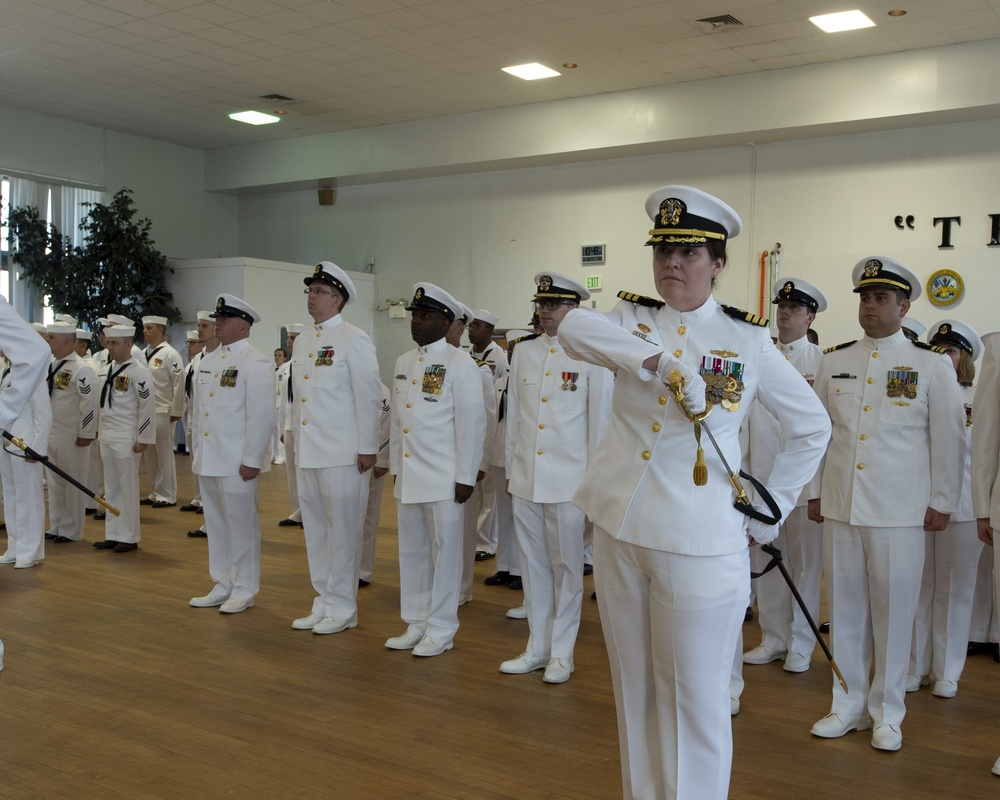Cryptologic Warfare Group 6 Stands Up New Commands