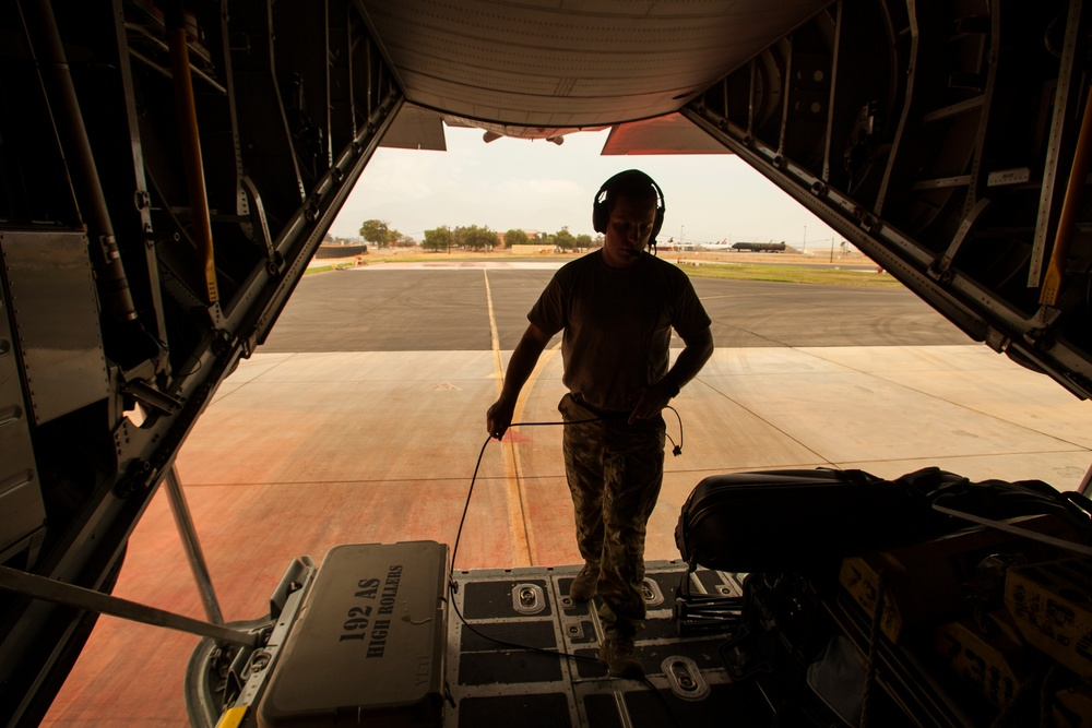 Nevada, Wyoming Air National Guards assist with Holy Fire
