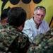 START Senior Advisor Visits Manbij