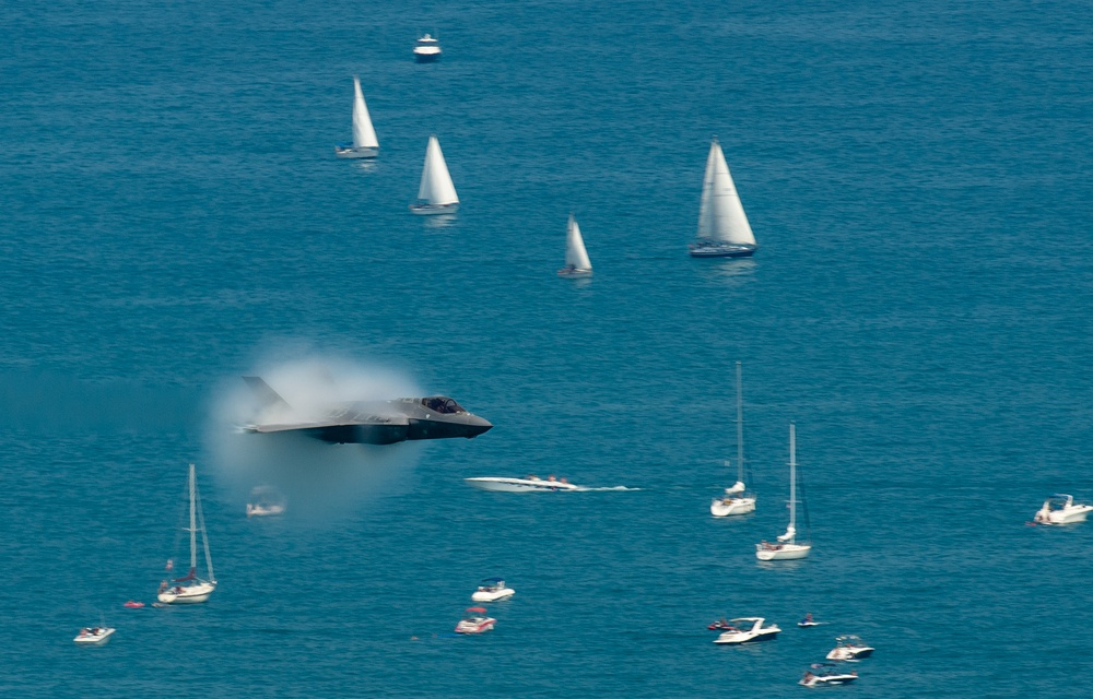 2018 Chicago Air and Water Show