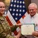 Vietnam Veteran is Finally Presented Bronze Star Medal after 49 Years