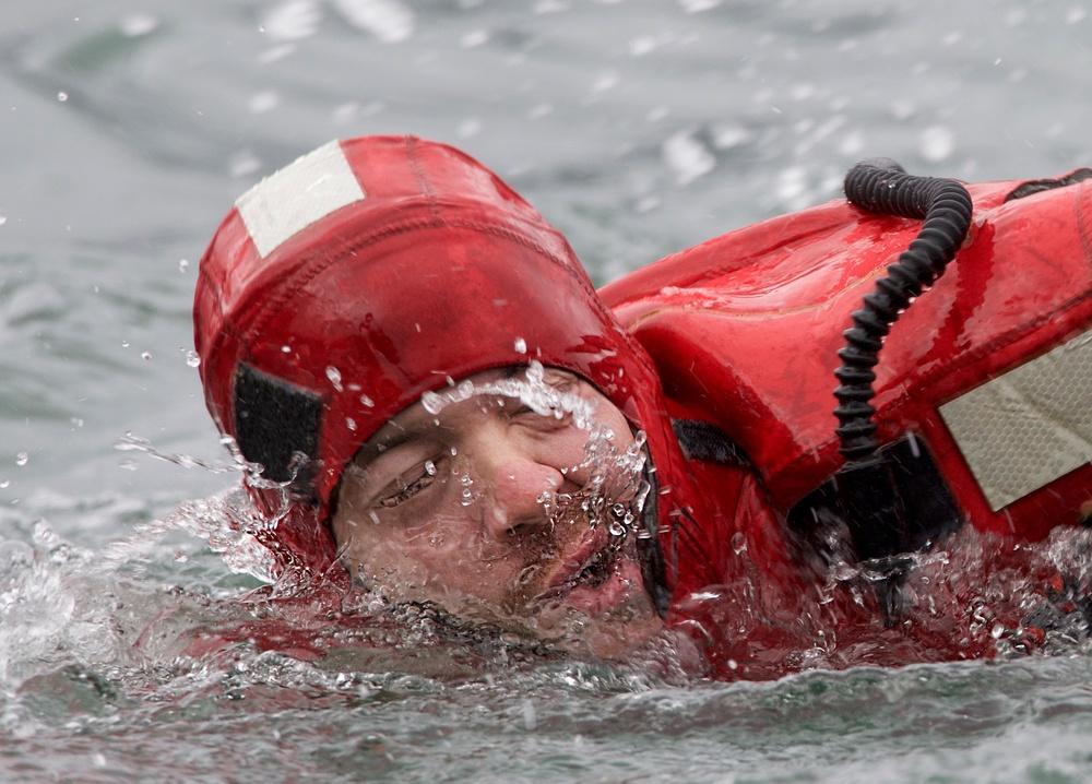 Buoy Tender Olympics in Juneau, Alaska