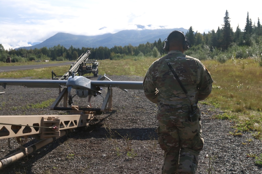 Spartans conduct drone training