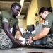 Training to Save Lives   3rd Medical Bn. participates in NMAP training