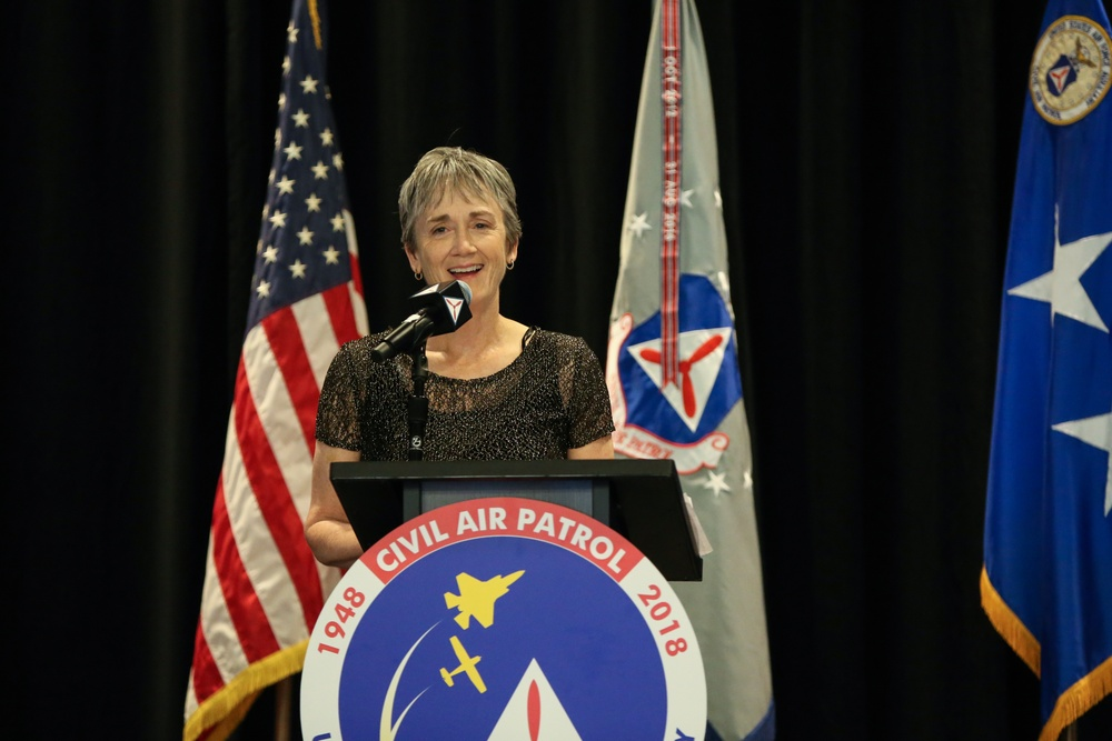 SecAF reflects on 70 years of Air Force Auxiliary