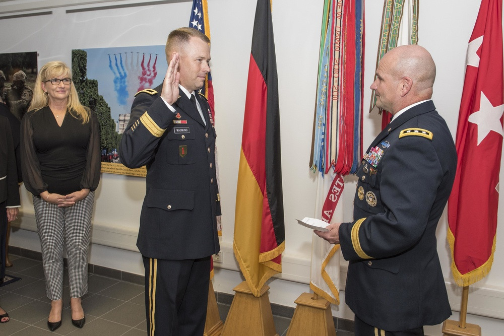 US Army's newest general