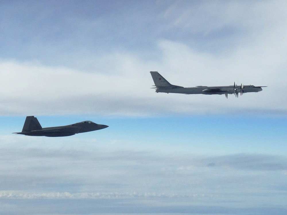 NORAD intercepts Russian aircraft entering  Alaskan Air Defense Identification Zone