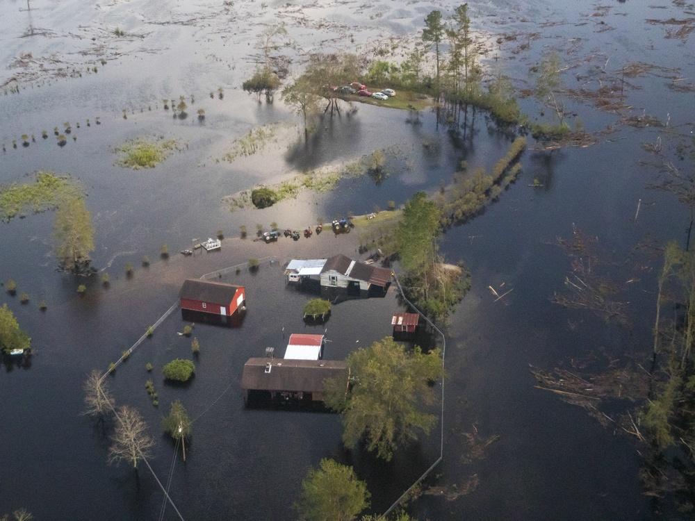 Severe Flooding in Lumberton