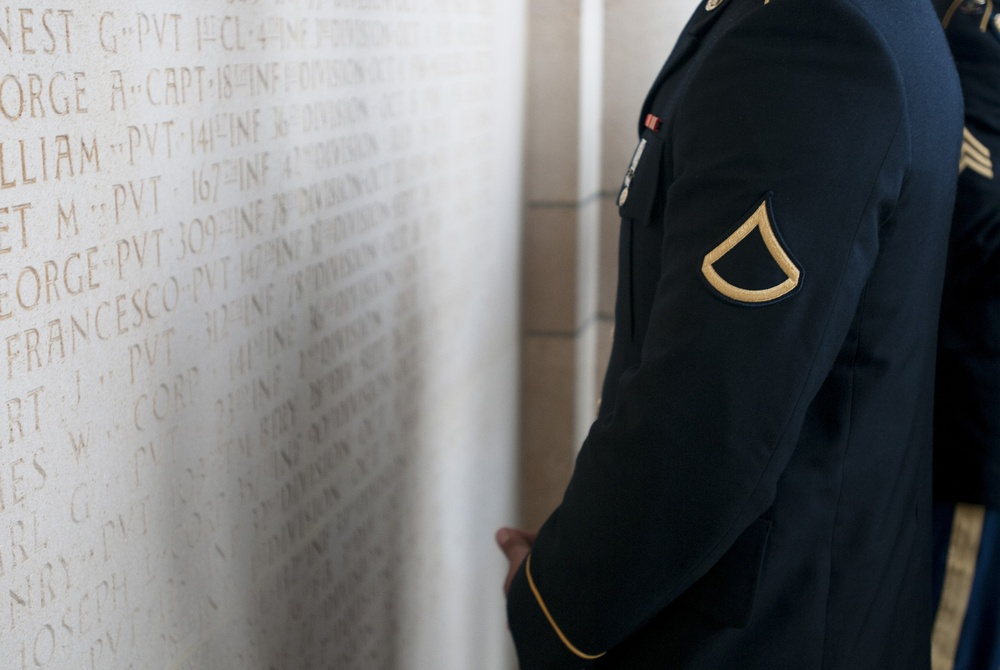 The Meuse-Argonne WWI Centennial Commemoration