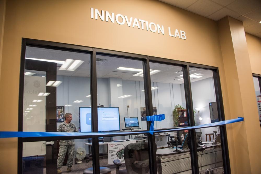 Innovation Lab Opens