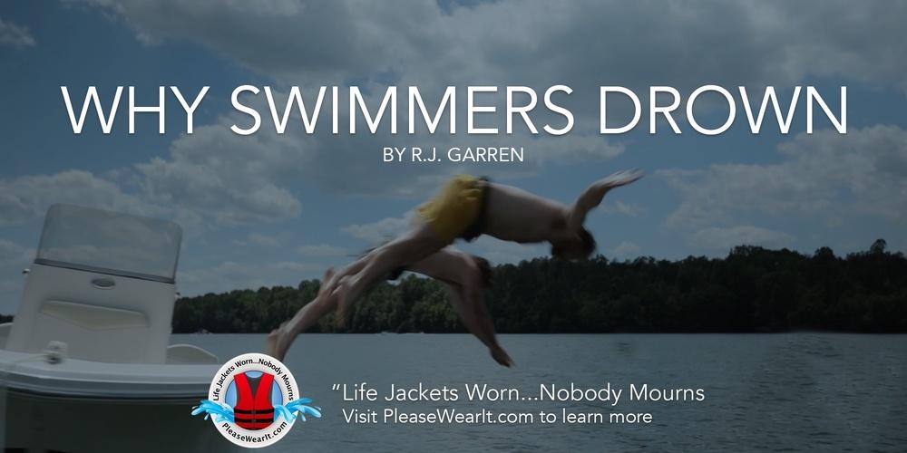 Why Swimmers Drown (En Español)