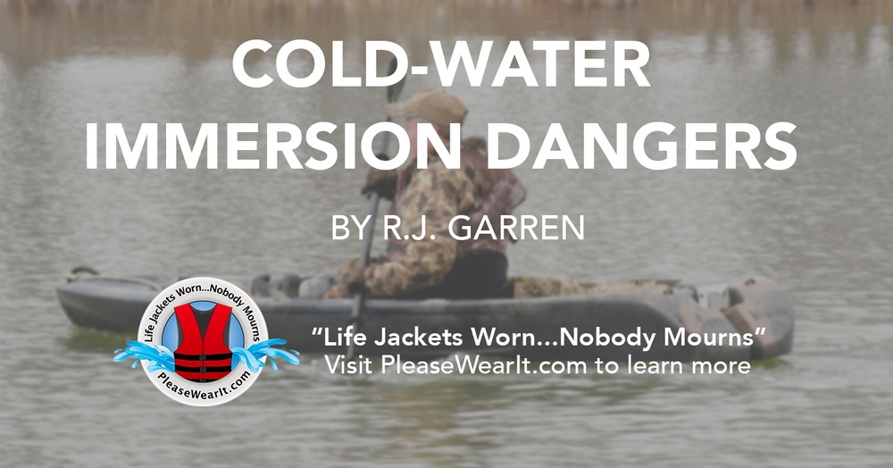 Cold-Water Immersion Dangers