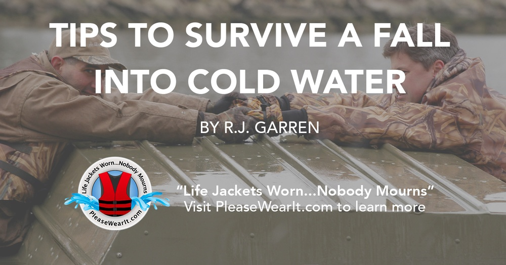 Tips to Survive a Fall Into Cold Water