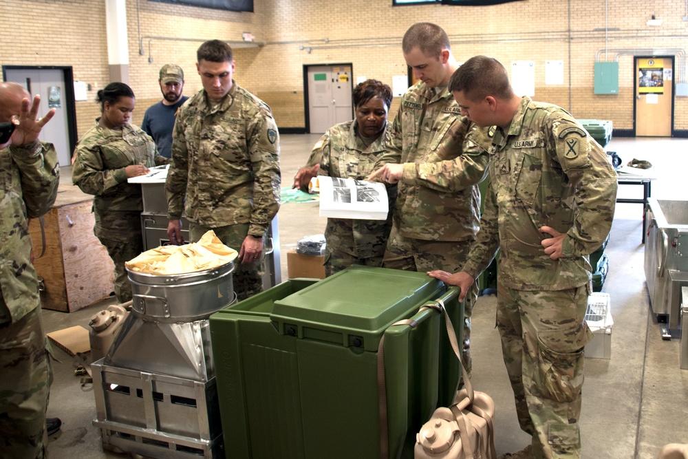 SCNG Fields Assault Field Kitchen
