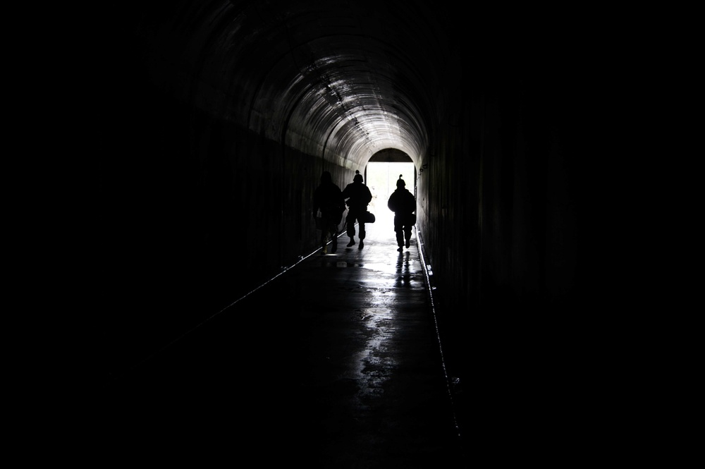 Greywolf Down Under; Team from Fort Benning conducts dense urban training