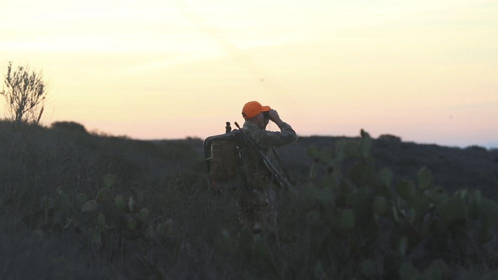 Hunting on Camp Pendleton