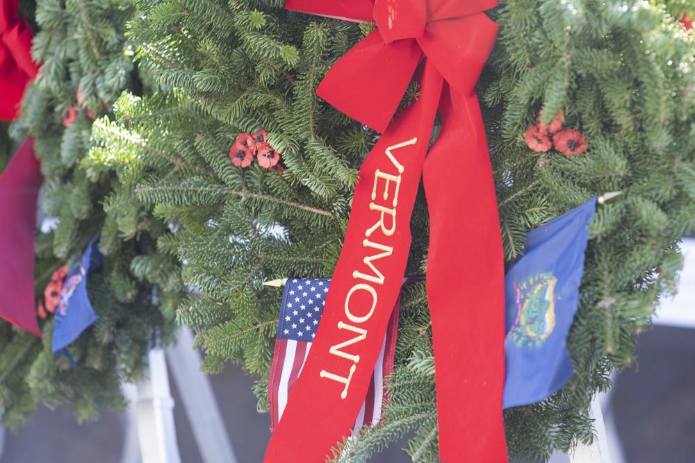 WWI Wreath Laying