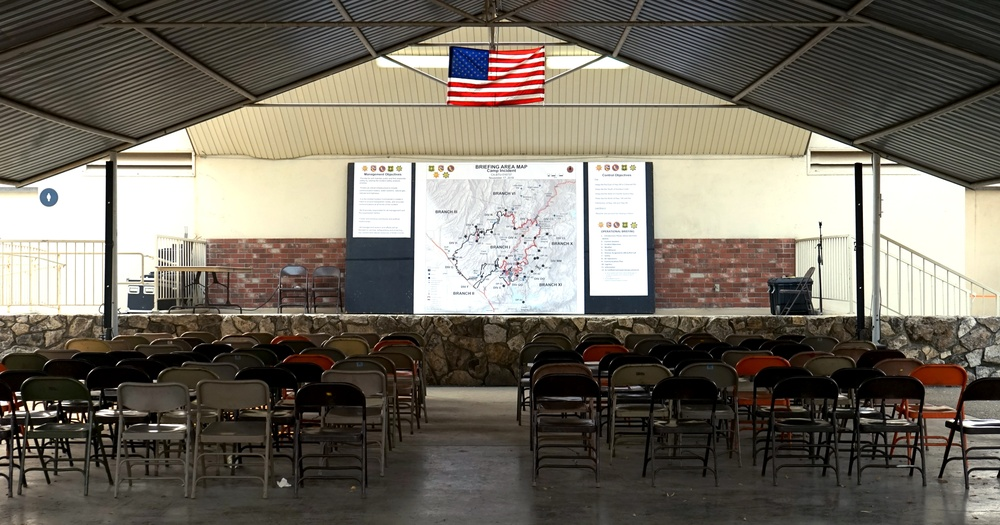 More than just a command post, ICP serves Camp Fire community