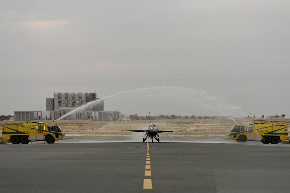 F-16 VDT completes 2018 season at BIAS