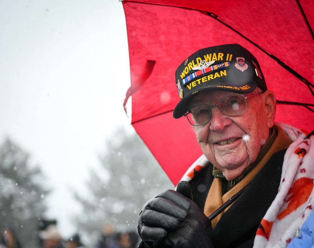 A century later- veterans remember the end of WWI