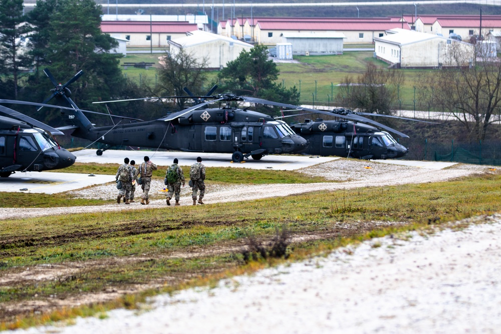 Regionally Allocated Forces in Europe enhance partnerships and capabilities during Combined Resolve XI